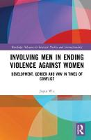 Involving Men in Ending Violence...