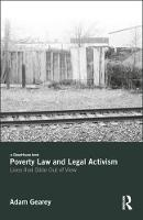 Poverty Law and Legal Activism: Lives...