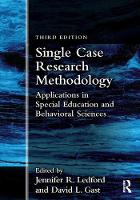Single Case Research Methodology:...