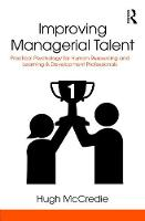 Improving Managerial Talent: ...