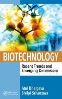 Biotechnology: Recent Trends and...