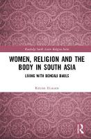 Women, Religion and the Body in South...