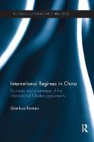 International Regimes in China:...