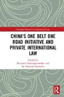 China's One Belt One Road Initiative...