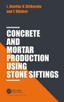 Concrete and Mortar Production using...