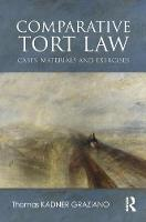 Comparative Tort Law: Cases,...