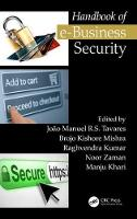 Handbook of e-Business Security