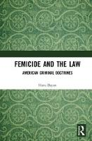 Femicide and the Law: American...