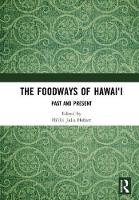 The Foodways of Hawai'i: Past and...
