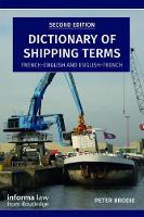 Dictionary of Shipping Terms:...