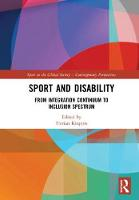 Sport and Disability: From ...