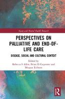 Perspectives on Palliative and...