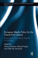 European Media Policy for the...