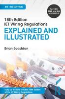 IET Wiring Regulations: Explained and...