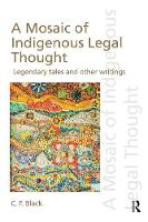A Mosaic of Indigenous Legal Thought:...