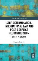 Self-Determination, International Law...