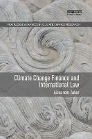 Climate Change Finance and...