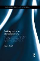 Seeking Justice in International Law:...
