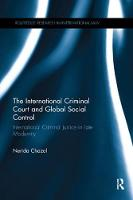 The International Criminal Court and...