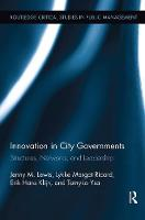 Innovation in City Governments:...