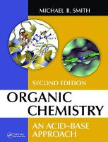 Organic Chemistry: An Acid-Base...