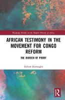 African Testimony in the Movement for...