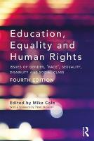 Education, Equality and Human Rights:...
