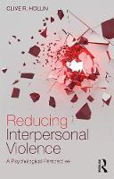 Reducing Interpersonal Violence: A...