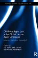 Children's Rights Law in the Global...