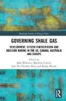 Governing Shale Gas: Development,...