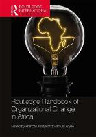 Routledge Handbook of Organizational...