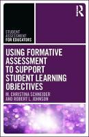 Using Formative Assessment to Support...
