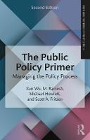 The Public Policy Primer: Managing ...
