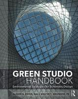 The Green Studio Handbook:...