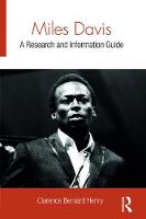Miles Davis: A Research and...