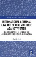 International Criminal Law and Sexual...