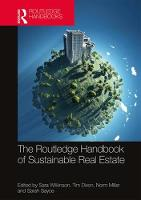 Routledge Handbook of Sustainable ...