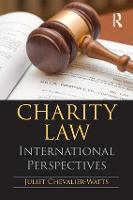 Charity Law: International Perspectives