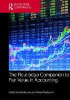 The Routledge Companion to Fair Value...