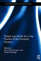 The Global and World Art in the...