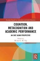 Cognition, Metacognition and Academic...
