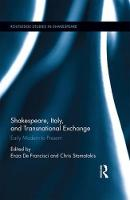 Shakespeare, Italy, and Transnational...
