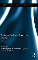 Business Cycles in Economic Thought: ...