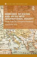 Memories of Empire and Entry into...