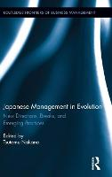 Japanese Management in Evolution: New...