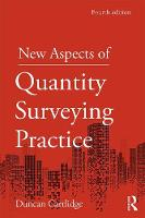 New Aspects of Quantity Surveying...