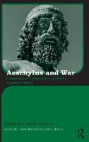 Aeschylus and War: Comparative...