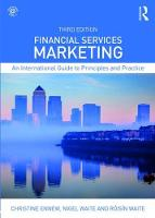 Financial Services Marketing: An...