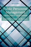 Public Personnel Management: Current...