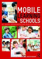 Mobile Learning in Schools: Key...